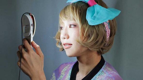 Kira: Leuchtring für noch schönere Selfies