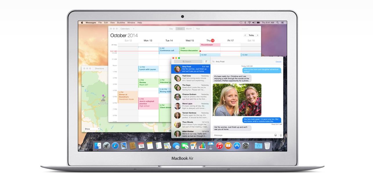 Hacker-Abwehr: Apple stopft kritische Löcher in OS X Yosemite