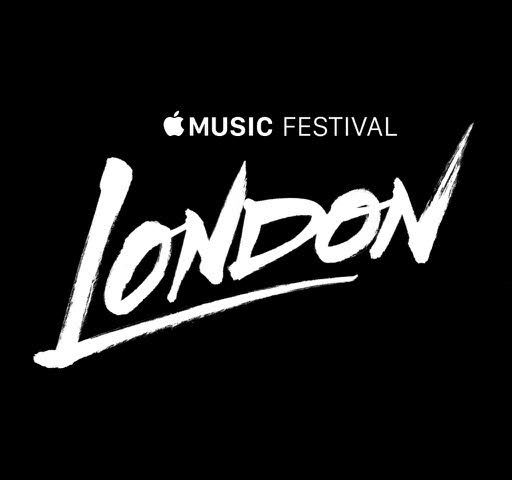 Apple Music Festival mit Pharrell Williams, One Direction, Florence + & Co.