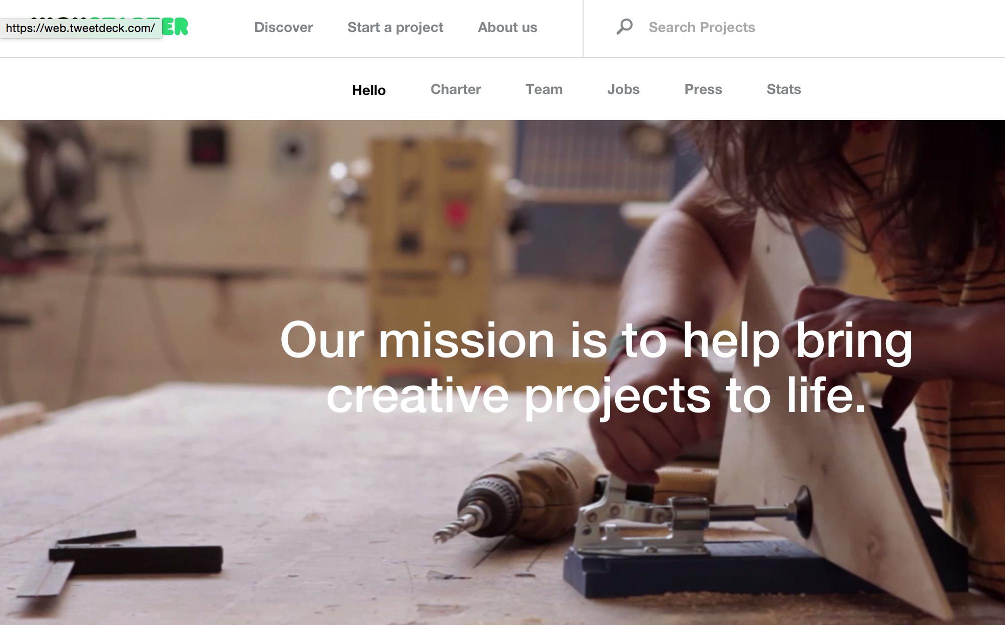 Crowdfunding | Kickstarter wird gemeinnützig #Startups