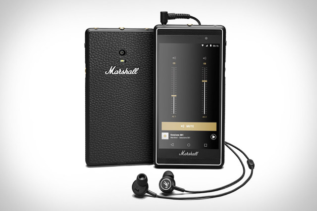 Marshall London Smartphone: Das Handy zum Verstärker