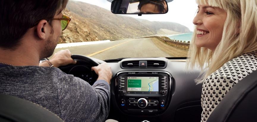 IAA |7 Autohersteller präsentieren Integration von Android Auto