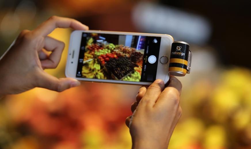 mobeego führt ein preiswertes Einweg-Ladegerät für Smartphones ein