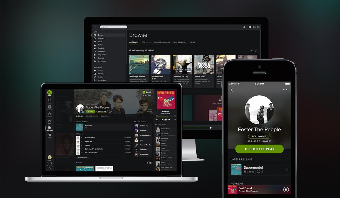 Spotify: Gleiche Songs für alle Nutzer