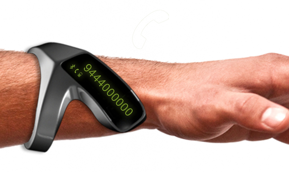 Side Watch wearables