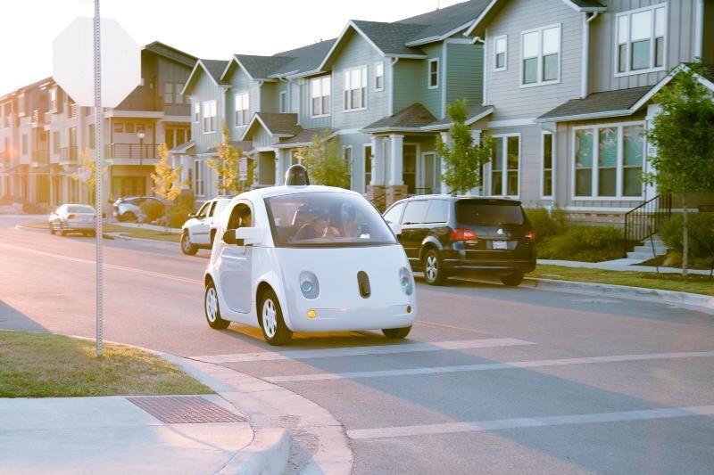 CES | Ford soll Google-Auto bauen #ConnectedCars
