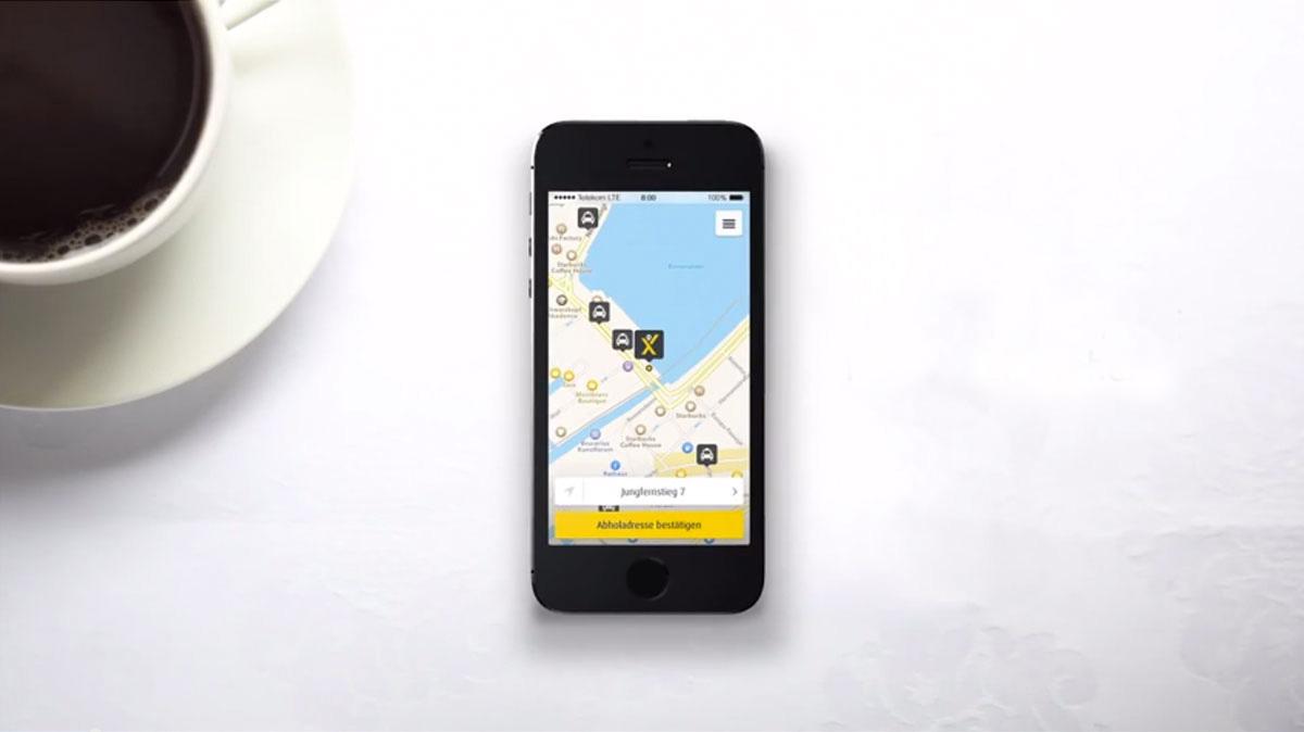 Google Maps startet Taxi-Service