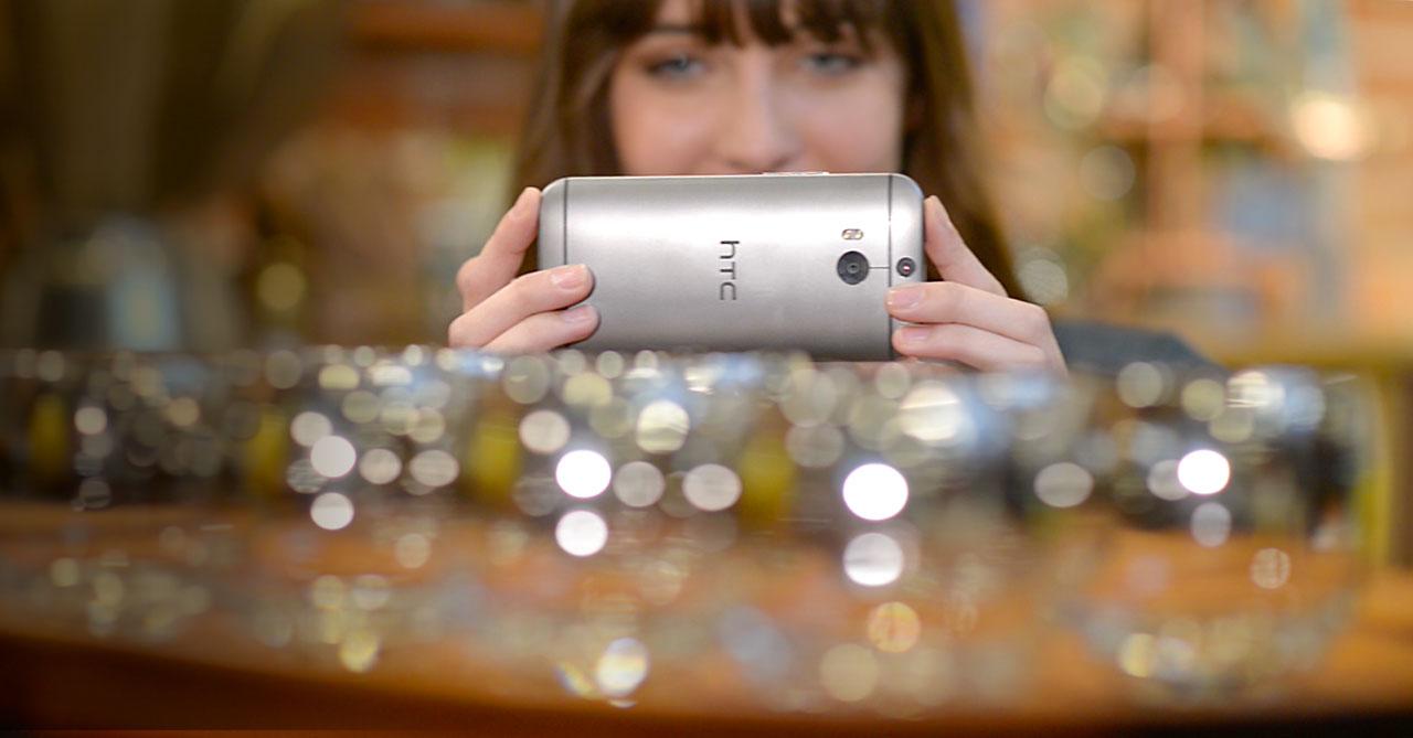 HTC One M8 Smartphone