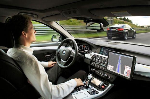 Deutschland skeptisch bei autonomem Fahren