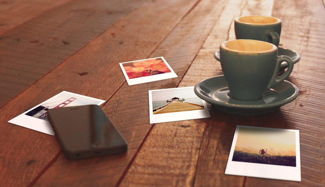 Hands on mit Polapix - Polaroid-Look direkt vom iPhone