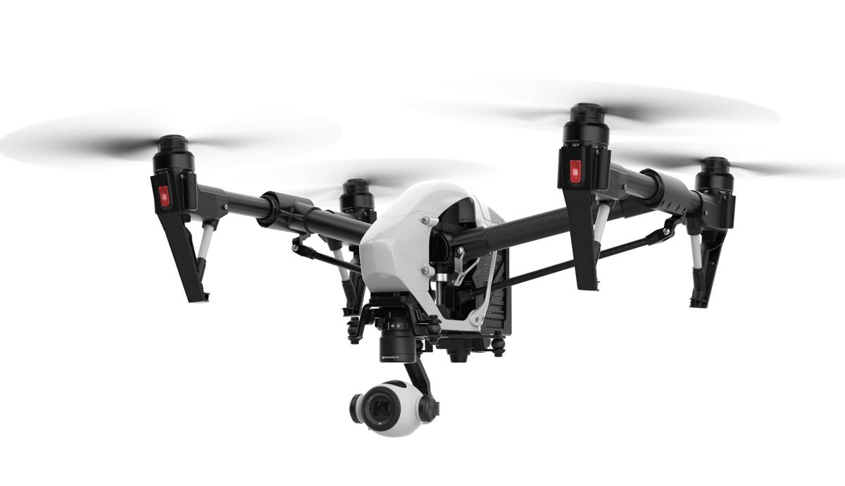 DJI stellt die erste Luftbildkamera mit Zoomfunktion vor