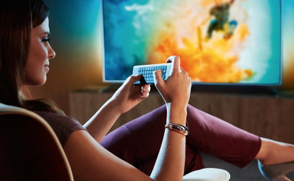 Nicht ohne meinen Fernseher - und Smartphone #Studie