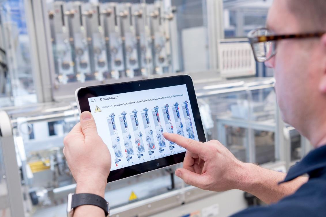IOT, KI und Elektromobilität beflügeln Bosch