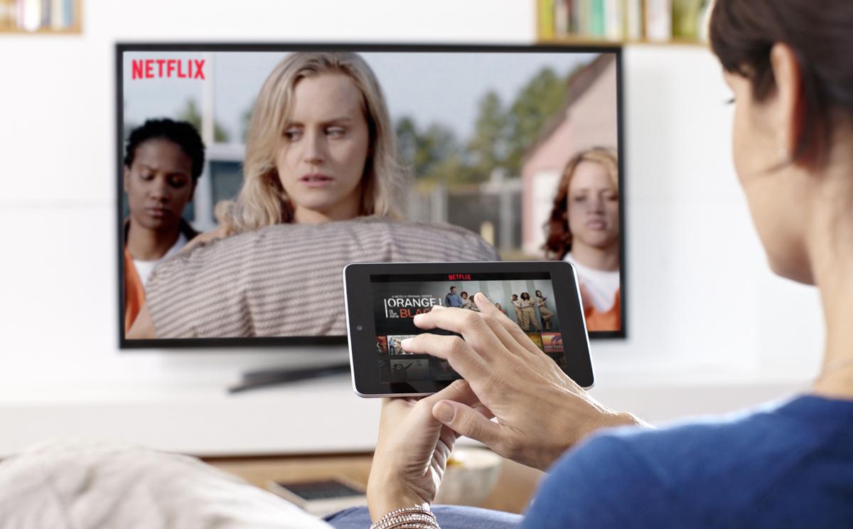Netflix-Filme auf SD-Karten