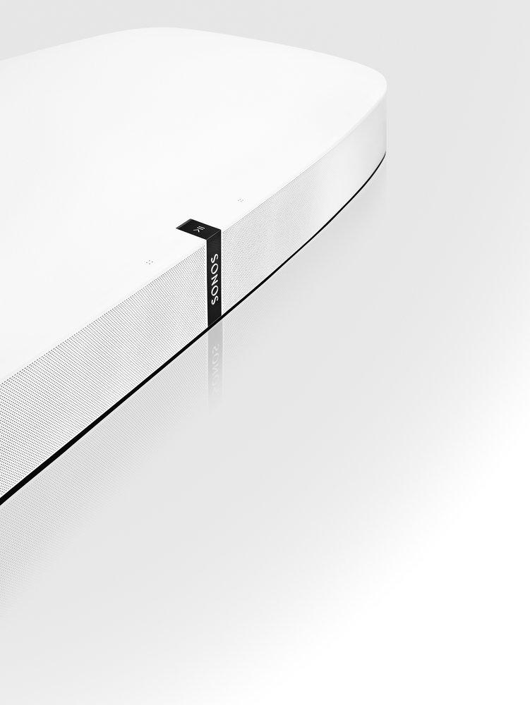 Sonos Playbase Heimkino Sound Weiss
