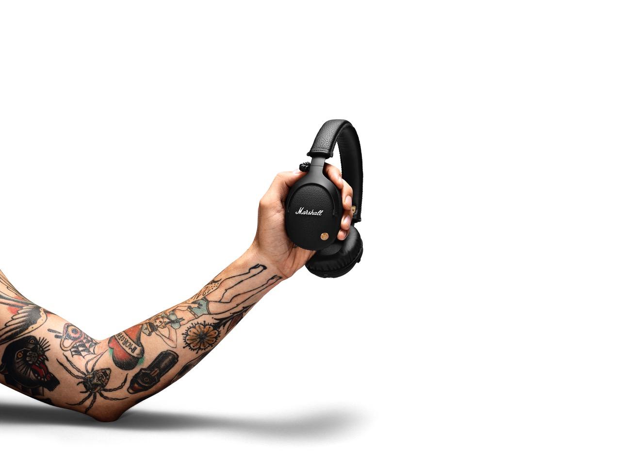 Marshall Kopfhörer mit Bluetooth