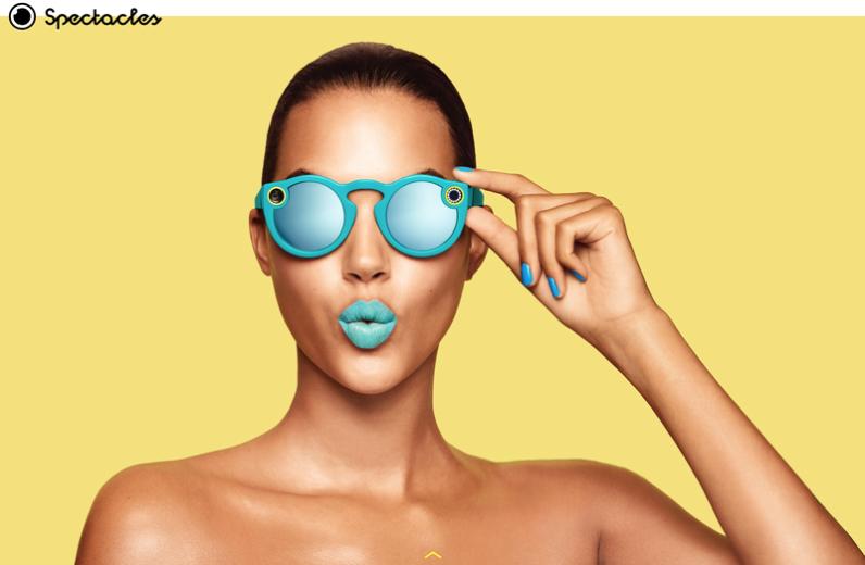 Neue Snapchat-Brille nimmt HD-Videos auf