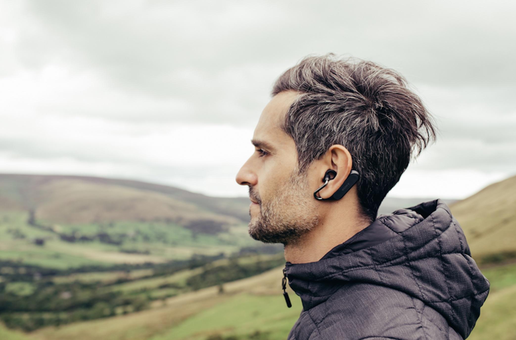 ntelligenten Assistenzfunktionen erleichtert das Xperia Ear Duo zudem den Alltag