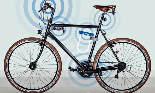 diebstahlschutz gps tracker f r das fahrrad. Black Bedroom Furniture Sets. Home Design Ideas