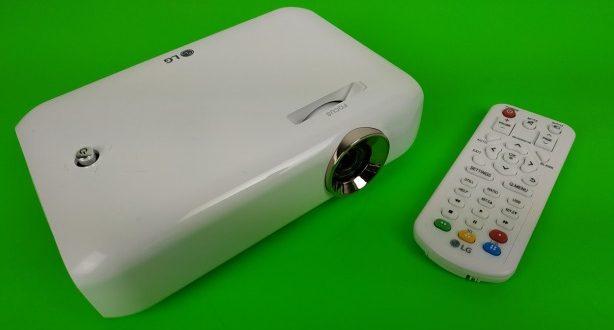 LG Electronics PH550G: mobiler HD-Beamer im Test | beaktiv.com