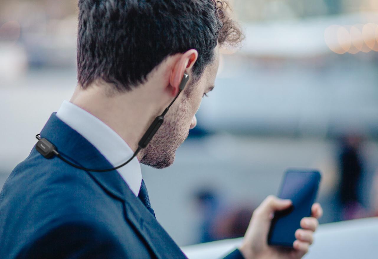 Die Lautstärke Smartphone ist zu laut