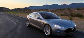 Sicherheitslücke im Tesla Model S Schlüssel