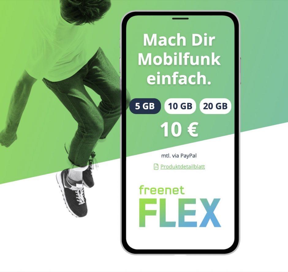 freenet FLEX: Derzeit keine App im Google Play Store und